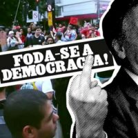 Vídeo: Foda-se a democracia!
