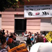 [Espanha] CNT Jerez denuncia hostilidade aos imigrantes em sua sede