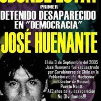 [Chile] Onde está José Huenante? - 14 anos de um crime não resolvido