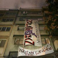 [Grécia] Sobre a ocupação simbólica da Spirou Trikoupi 17, Okupação para refugiados e migrantes