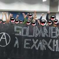 [Rio de Janeiro-RJ] Solidariedade à Exarchia