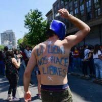 [Chile] Santiago: 3º dia de revolta social