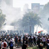 [Chile] A greve geral desta segunda-feira 21 de outubro e algumas perspectivas