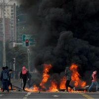 """[Chile] Santiago: """"Este é o momento de luta pela dignidade"""""""