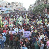 [Espanha] CNT com Rojava ante as ameaças de invasão por parte do Estado turco