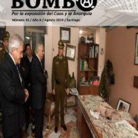 "[Chile] Santiago | 33ª edição do boletim ""La Bomba"""