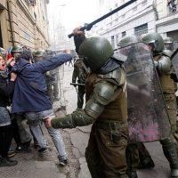 [Chile] Site reúne vídeos sobre a repressão policial contra manifestantes
