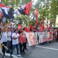 [Espanha] Mobilização pelo clima do Bloco Combativo