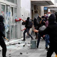 [México] Reivindicação por distúrbios em manifestação em 26 de setembro