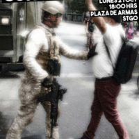 [Chile] Santiago | Concentração: Apoio Mútuo e Solidariedade | Rumo à Greve Geral