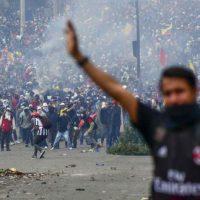 [América Latina] Solidariedade ao povo equatoriano em resistência ao pacote de medidas e à repressão de Lenín Moreno