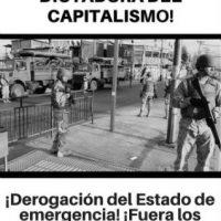 """[Chile] """"Pagar para viver e viver para pagar"""""""