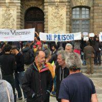 [França] Atualização sobre o preso anarquista Vincenzo Vecchi