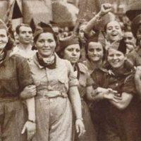 O que foi o grupo Mulheres Livres na Guerra Civil Espanhola