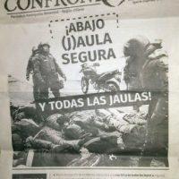 """[Chile] Novo jornal anarquista: """"Confrontación"""""""