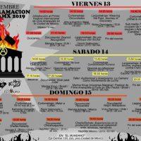 [México] 1º Festival Internacional de Cinema Anarquista na Cidade do México | 13 a 15 de dezembro de 2019.