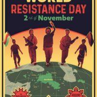 [Espanha] 2 de novembro. Dia de ação mundial para Rojava