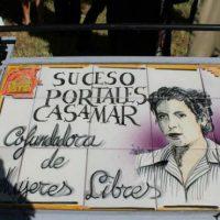 [Espanha] Mérida homenageia a anarcofeminista Suceso Portales