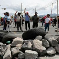 [Equador] Quem fala de Paz? Reflexão sobre os últimos acontecimentos no país.