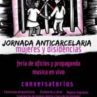 [Chile] Jornada Anticarcerária: Mulheres e Dissidências