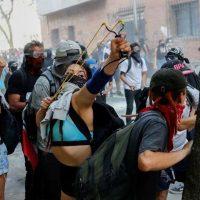 [Chile] Santiago: 38º dia de Revolta Social