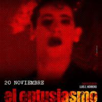 """[Espanha] Estreia nos cinemas do documentário """"El entusiasmo"""""""
