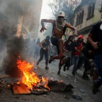 [Chile] Santiago: 40º dia de Revolta Social