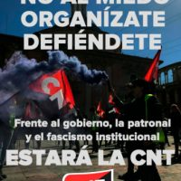 [Espanha] Propaguemos a solidariedade: é hora de enterrar o fascismo