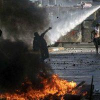 [Chile] Santiago: 14º dia de revolta social