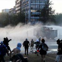 [Chile] Santiago: 28º e 29º dia de Revolta Social