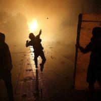 [Chile] Santiago: 13º dia de revolta social