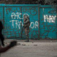 [Chile] Santiago: 20º dia da revolta social