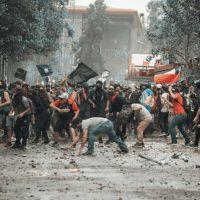 [Chile] Santiago: 22º dia de revolta social