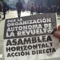 """[França-Chile] Lettre du Chili: """"Ver brotar essa organização espontânea foi apaixonante"""""""