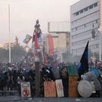 [Chile] Santiago: 33º dia de Revolta Social