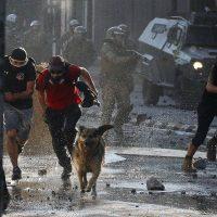 Da desobediência civil à insurreição popular: Uma reflexão sobre a revolta e o terrorismo de Estado na região chilena