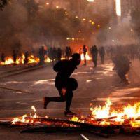 [Chile] Santiago: 31º dia de Revolta Social