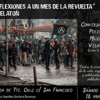 [Chile] Reflexões a um mês da Revolta