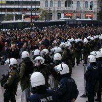 [Grécia] O dia seguinte ao 17 de Novembro: gosto de sangue na boca