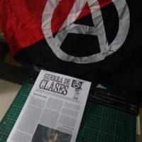 "[Chile] Saiu o primeiro número do jornal ""Guerra de Clases"""