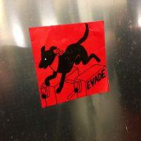 Negro Matapacos: a história por trás do adesivo do cachorro que apareceu nos protestos de Nova York