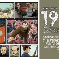 """[Espanha] Vaquinha virtual para publicar a HQ """"1937 los sucesos de mayo"""""""