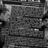 """[Bélgica] Abrindo um novo espaço anarquista em Ghent: """"Tabula Rasa"""""""
