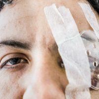 Dezenas de manifestantes ficam cegos no Chile