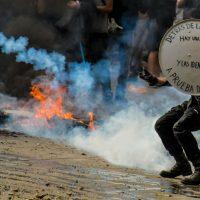 [Chile] Santiago: 18º dia da revolta social