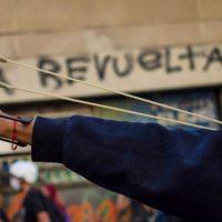 [Chile] Santiago: 54º dia de Revolta Social