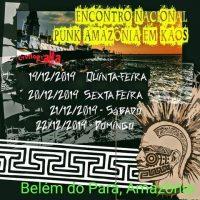 [Belém–PA] Encontro Punk Amazônia em Kaos