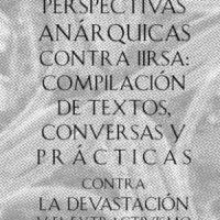"""[Chile] Baixe o livro """"Perspectivas anárquicas contra a IIRSA"""""""