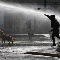 [Chile] Santiago: 42º dia de Revolta Social