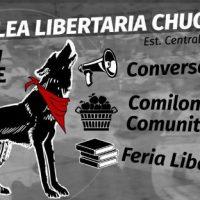 [Chile] Santiago: Convocatória aberta à Assembleia Libertária Chuchunco